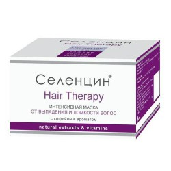 Маска для волос, Селенцин Хеа терапи интенсивная от выпадения и ломкости 150 мл